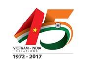 45 ans de relations Vietnam-Inde : prix du concours de création de logo