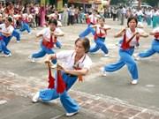 Au Vietnam, la pratique sportive fait des émules