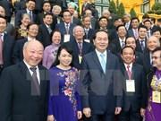 Le président estime les contributions des cadres de la santé préventive
