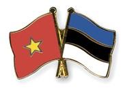Consultation politique Vietnam-Estonie