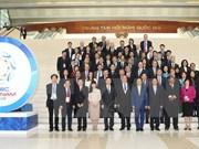 Ouverture d'un colloque sur les priorités pour l'APEC 2017
