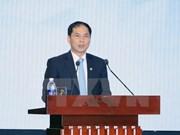 Ouverture de la réunion informelle des hauts officiels de l'APEC