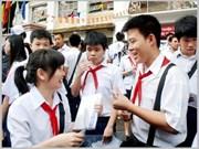 PISA 2015 : les élèves vietnamiens dans le top 10
