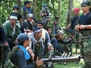 Les Philippines renforcent les opérations militaires contre les membres d'Abou Sayyaf