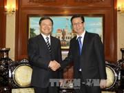 Hô Chi Minh-Ville et la ville chinoise de Dalian renforcent leur coopération