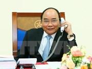 Conversation téléphonique Nguyen Xuan Phuc-Donald Trump
