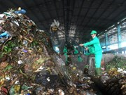 Can Tho: construction d'une usine de traitement de déchets solides de 47 millions de dollars