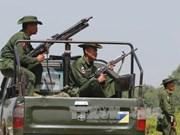 Réunion restreinte des ministres des AE de l'ASEAN sur la situation dans l'Etat de Rakhine