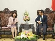 La coopération multisectorielle entre le Vietnam et le Japon s'épanouit
