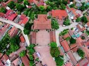 Duong Lâm, un village traditionnel typique en banlieue de Hanoï