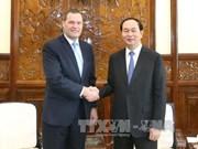 Pour dynamiser les relations de coopération traditionnelle Vietnam-R. tchèque