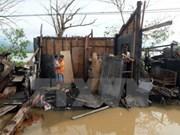 Le typhon Nock-Ten cause de lourds dégâts aux Philippines