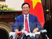 Le Vietnam poursuit sa ligne extérieure indépendante et autonome