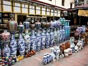 La passion d'un artisan de Bat Trang pour la poterie