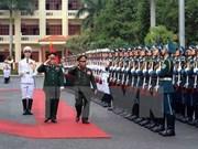 Renforcement de la coopération de défense entre le Vietnam et le Laos