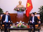 Pour le renforcement des échanges commerciaux entre le Vietnam et la République tchèque