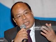 Le Myanmar nomme un conseiller à la sécurité nationale