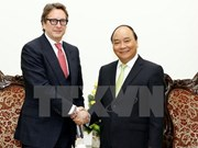 Le Premier ministre reçoit le président du Fonds d'investissement américain Harbinger