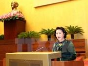 Le peuple, moteur de l'accroissement continu des activités de l'Assemblée nationale