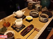 Boire du thé, un plaisir esthétique des Hanoïens
