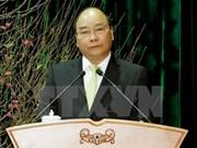 Le PM Nguyen Xuan Phuc arrive en Suisse pour le Forum mondial de l'Economie