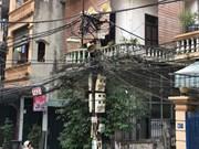 Clap de fin pour les haut-parleurs de quartier à Hanoï ?