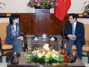 Le Canada soutient le Vietnam pour remplir son rôle d'hôte de l'APEC 2017