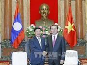 Vietnam et Laos s'engagent à mettre en oeuvre les accords conclus