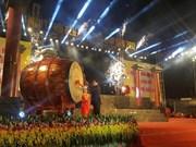 Ouverture de la Fête du Temple des rois Tran à Thai Binh