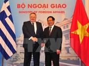 La Grèce souhaite renforcer la coopération multiforme avec le Vietnam