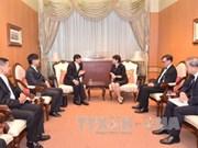 La 6e consultation politique Vietnam-Thaïlande