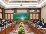 Vietnam et Cambodge renforcent la coopération dans la garantie de la sécurité