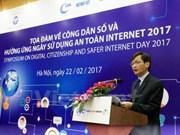 Le Vietnam entend porter le taux d'internautes à 80-90% de la population