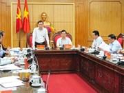 Hà Giang devra améliorer l'efficacité de ses affaires extérieures