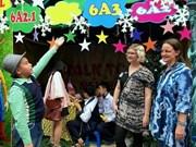 Hanoi : Festival des Langues internationales pour les élèves