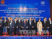 Renforcement de la coopération internationale pour aider les pays sans littoral
