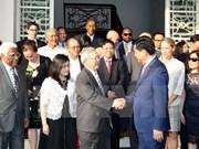 Ho Chi Minh-Ville et San Francisco intensifient leurs relations
