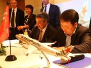 Aviation: Jetstar Pacific et AirFrance Industries signent un contrat de fourniture d'équipements