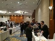 Des vins et spiritueux italiens présentés à Hanoï