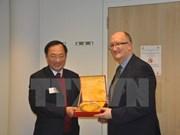 Renforcer la coopération entre la police vietnamienne et Europol