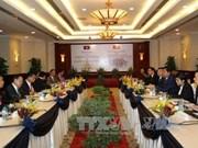 HCM-Ville et Houaphan (Laos) signent un procès-verbal de coopération pour 2017-2020