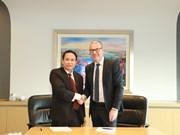 La VNA renforce sa coopération avec l'Agence de presse de l'Australie AAP