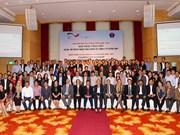Fin du programme de coopération Vietnam-Allemagne dans la santé