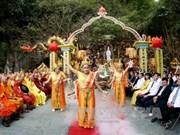Dà Nang lance le coup d'envoi de la fête Quan Thê Âm - Ngu Hành Son 2017