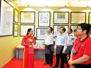 Exposition ''Hoàng Sa, Truong Sa du Vietnam'' à Phu Quôc