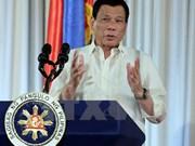 Le président philippin en visite officielle en Thaïlande
