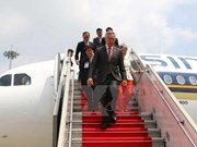 Promouvoir la coopération entre Da Nang et Singapour