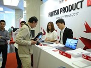 Le groupe Fujitsu apprécie le marché des technologies de l'information du Vietnam