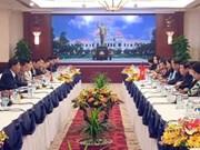 Intensifier la coopération entre Ho Chi Minh-Ville et Vientiane