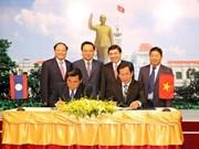 Ho Chi Minh-Ville et Xieng Khouang (Laos) coopèrent